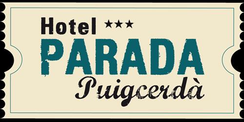 logo Hotel Parada Puigcerdà