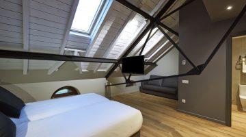 suite_buhardilla Hotel Parada Puigcerdà